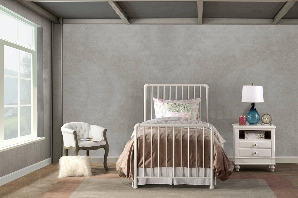 Hillsdale Furniture Youth Brandi Bed Set - Twin - Bed ...