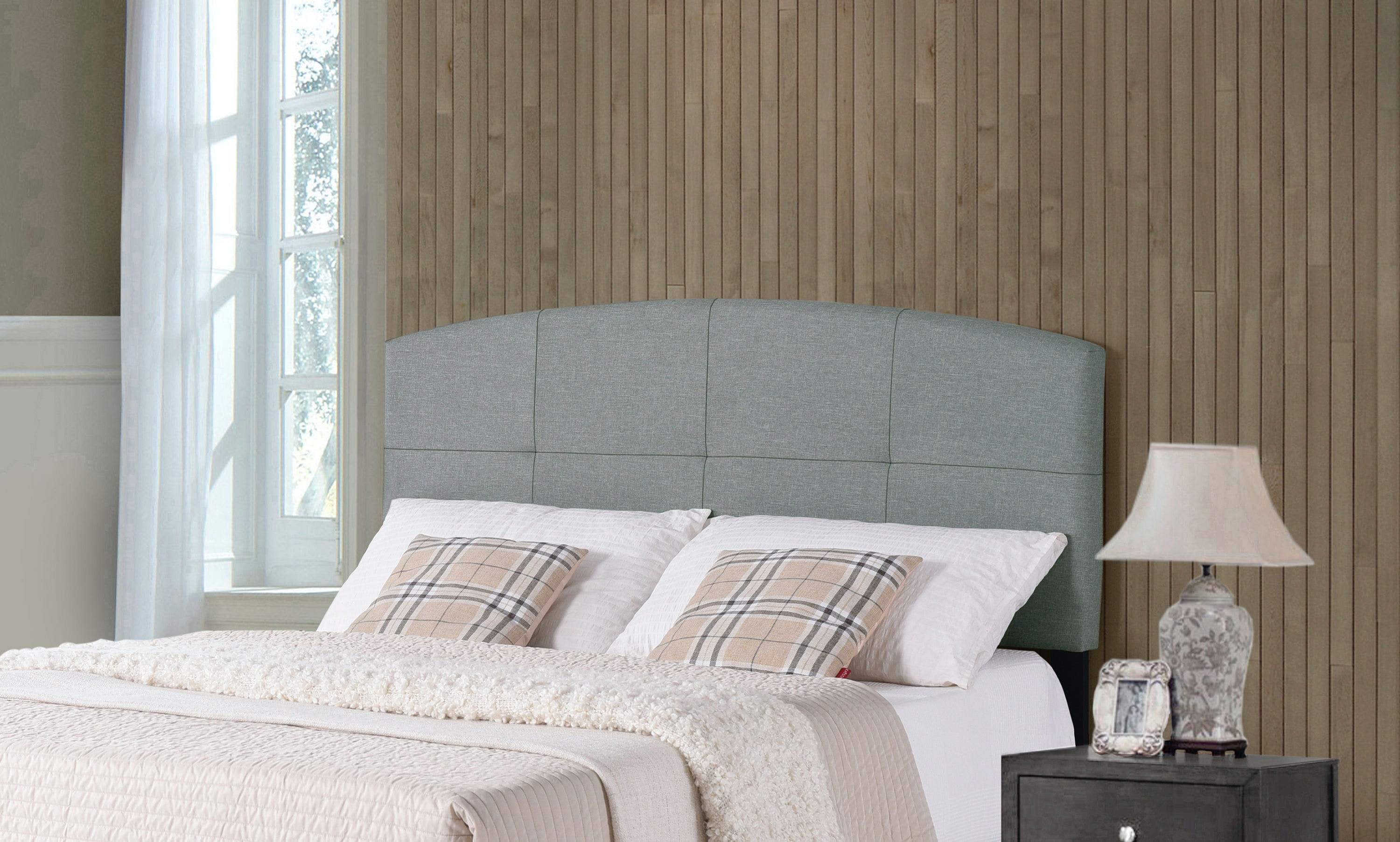 Hillsdale Furniture Bedroom Southport Headboard   King 2077 671 At Gibson  Furniture