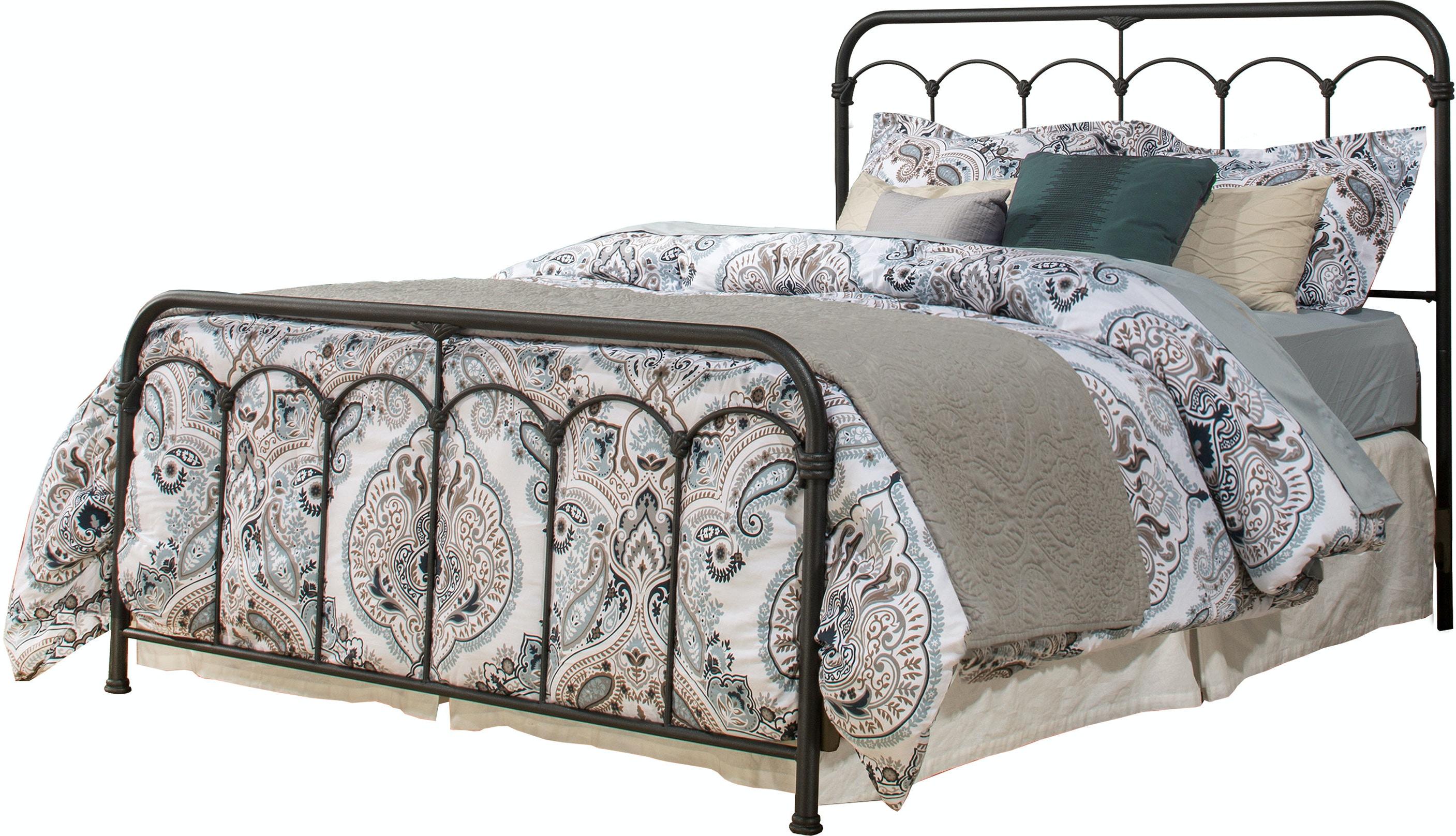 Hillsdale Furniture Bedroom Jocelyn Bed Set King Bed