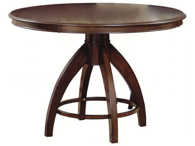 Hillsdale Furniture Nottingham Round Counter Height Dining Table - Base 4077-835