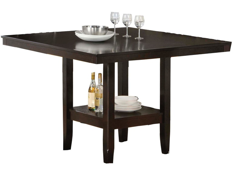 Hillsdale Furniture Tabacon Counter Height Gathering Table With Wine
