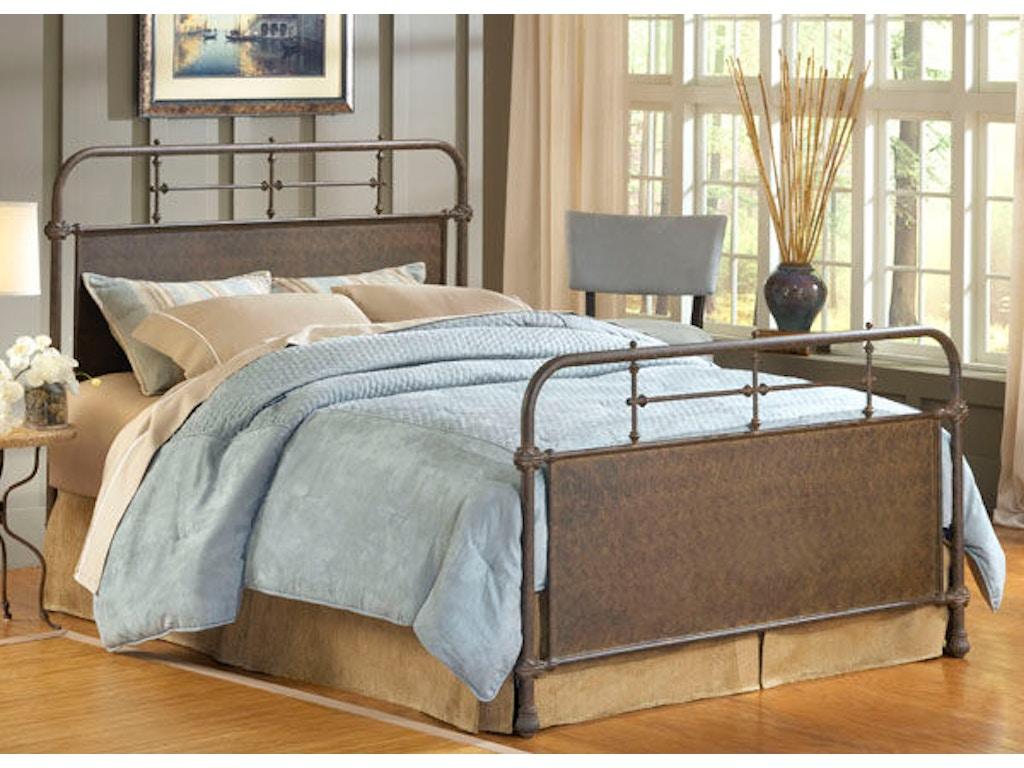 Hillsdale Furniture Bedroom Kensington Bed Set Queen Rails Not Included 1502 500 Carol