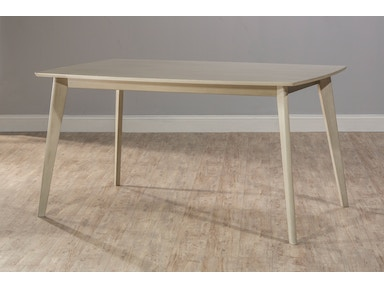 Hillsdale Furniture Bronx Rectangle Dining Table 4017-814