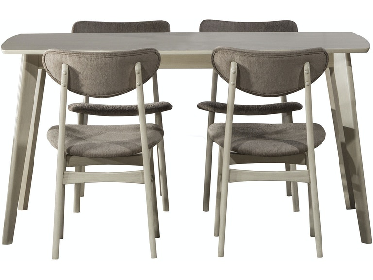 Hillsdale Furniture Dining Room Bronx 5 Piece Rectangle