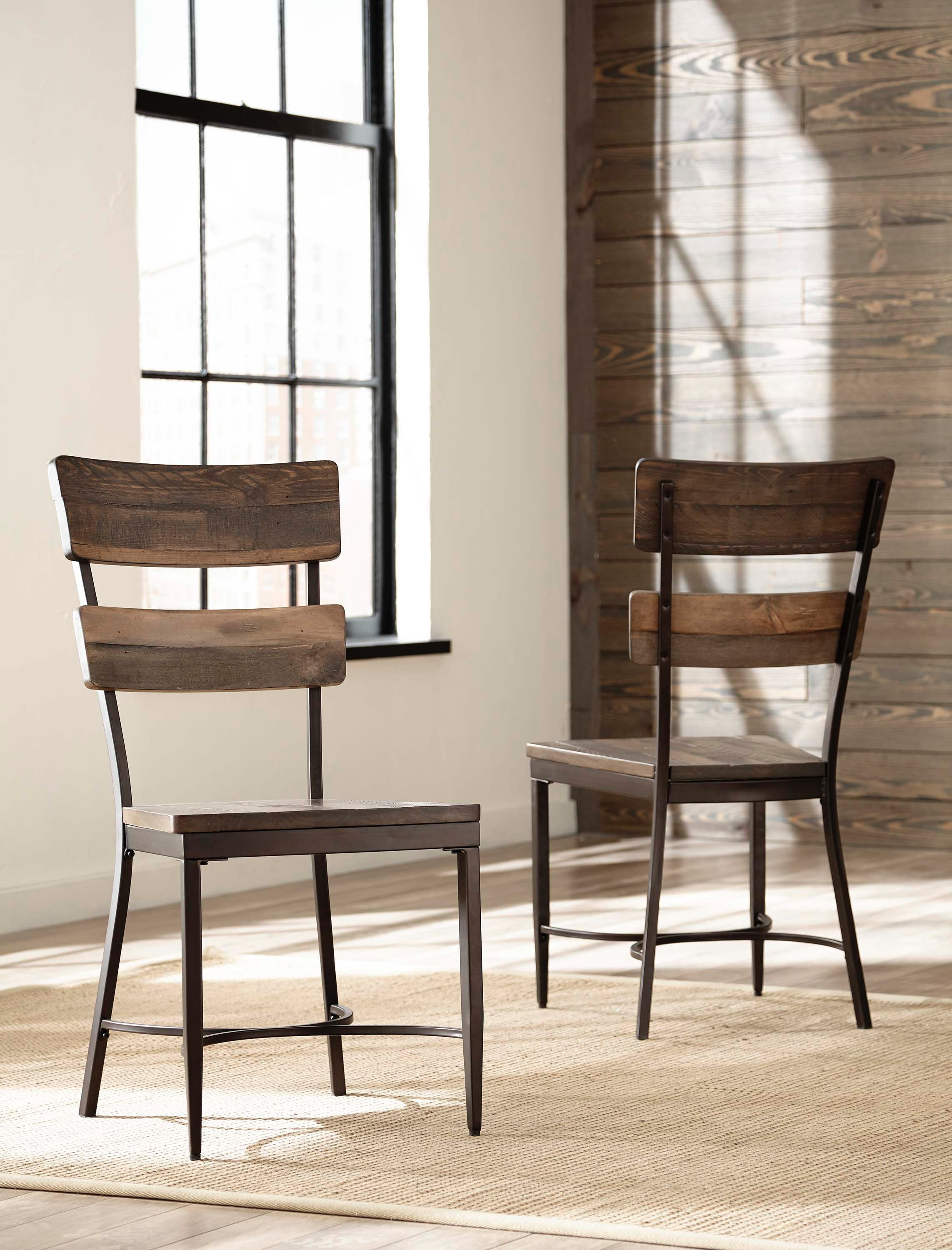 Hillsdale Furniture Jennings Dining Chair   Set Of 2 4022 802