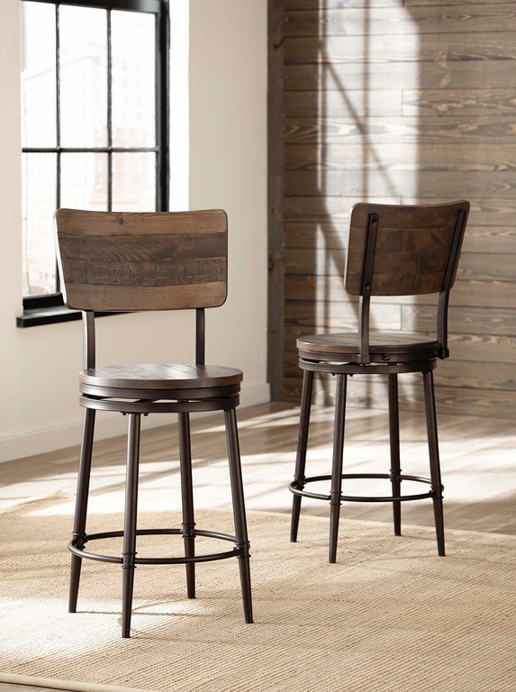 Hillsdale Furniture Bar And Game Room Jennings Swivel