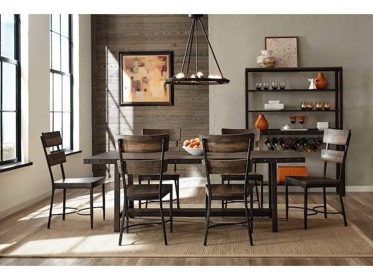 Marvelous Hillsdale Furniture Dining Room Jennings 7 Piece Dining Set Pdpeps Interior Chair Design Pdpepsorg