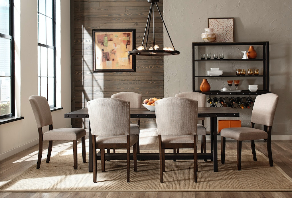 Groovy Hillsdale Furniture Dining Room Jennings 7 Piece Dining Set Pdpeps Interior Chair Design Pdpepsorg