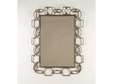 Hillsdale Furniture Rectangle Scroll Mirror 4044-893