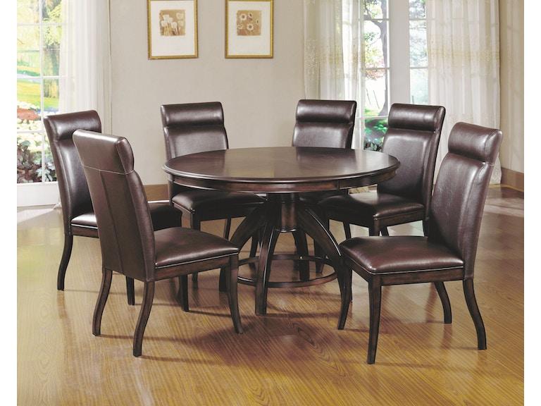 Hillsdale Furniture Nottingham 5 Piece Dining Set 4077DTBC