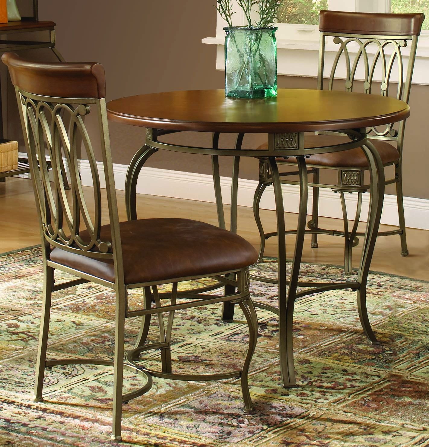 Hillsdale Furniture Dining Room Montello 5 Piece Dining