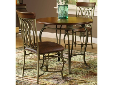 Hillsdale Furniture Montello Round Dining Table - Base 41541-810