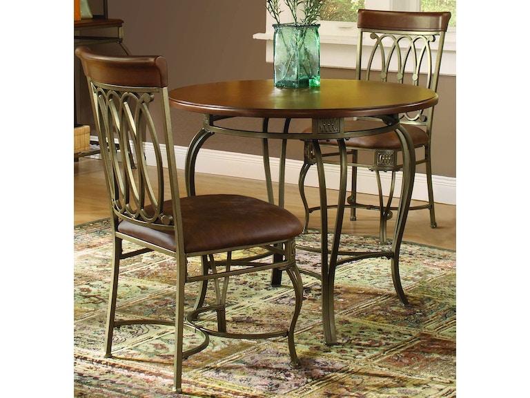 Missouri Round Dining Room Set