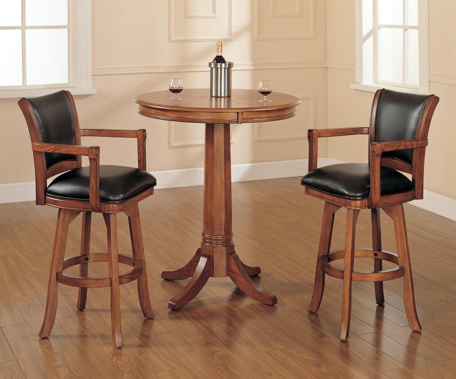 Hillsdale Furniture Bar And Game Room Park View Pub Table