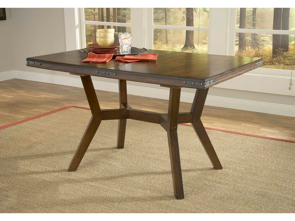 Arbor hill extension dining table hil4232814 for Walter e smithe dining room sets