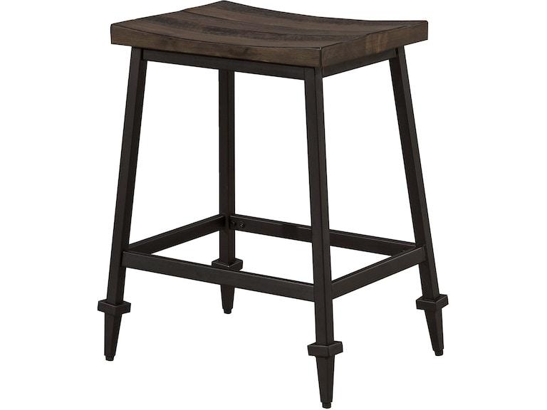 Enjoyable Hillsdale Furniture Trevino Backless Non Swivel Counter Machost Co Dining Chair Design Ideas Machostcouk