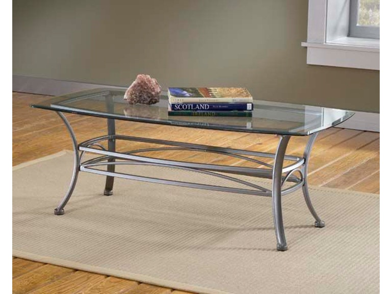 Hillsdale Furniture Living Room Abbington Rectangle Coffee Table