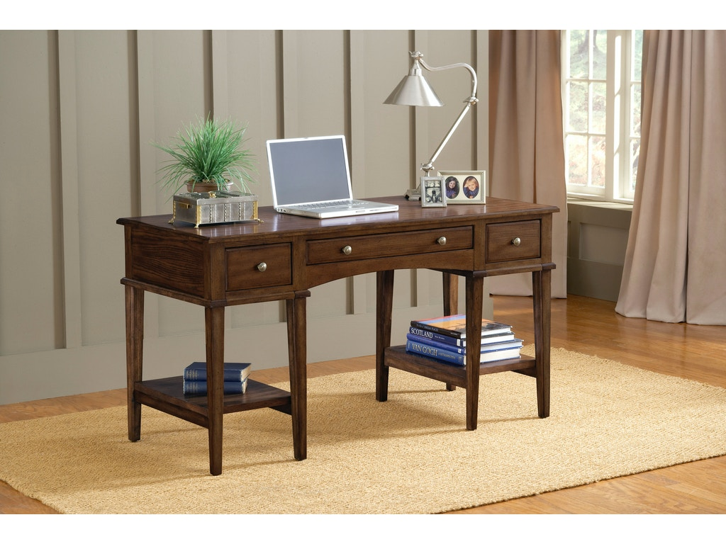Hillsdale furniture home office gresham desk 4379 861s carol house furniture maryland - Home office furniture maryland ...