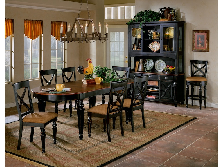 Hilale Furniture Northern Heights Dining Table 4439 816w