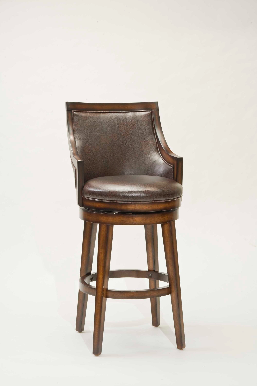 Charmant Hillsdale Furniture Lyman Swivel Bar Stool 4481 830