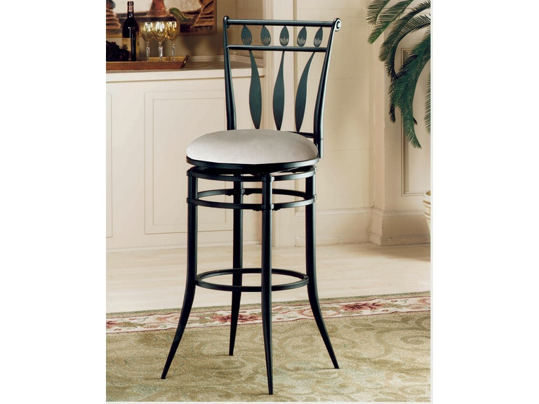 Hillsdale Furniture Bar And Game Room Hudson Swivel Bar Stool 4506
