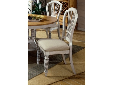 Hillsdale Furniture Wilshire Side Chair - Set of 2 4508-802