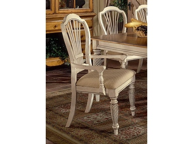 Hillsdale Furniture Wilshire Arm Chair - Set of 2 4508-805