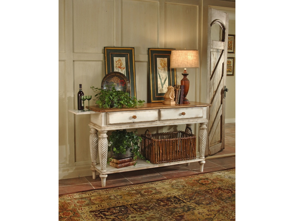 Hillsdale furniture living room wilshire sideboard for Furniture kingdom