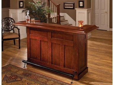 Hillsdale Furniture Classic Cherry Large Bar  62578A