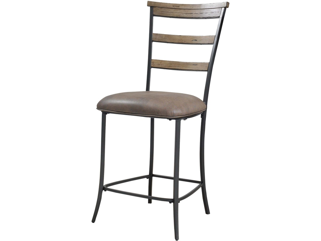 Hillsdale furniture bar and game room charleston ladder for Furniture quiz