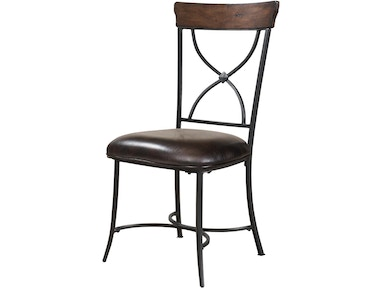 Hillsdale Furniture Cameron X-Back Dining Chair - Set of 2 4671-802