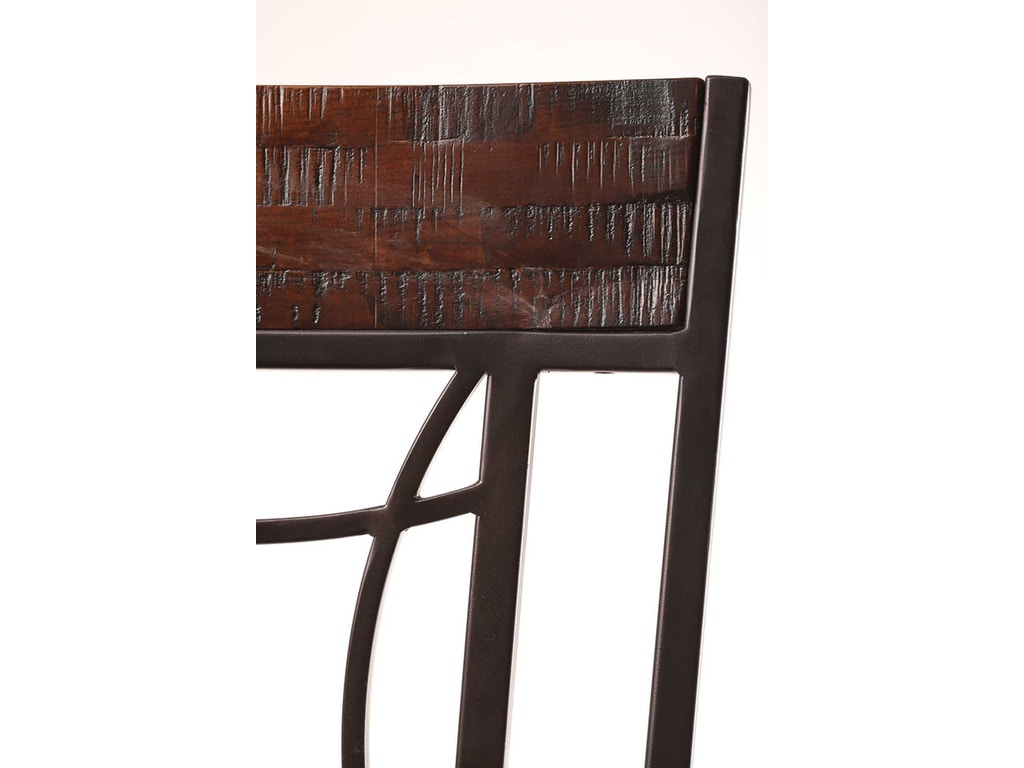 Hillsdale furniture bar and game room granada swivel for Furniture quiz