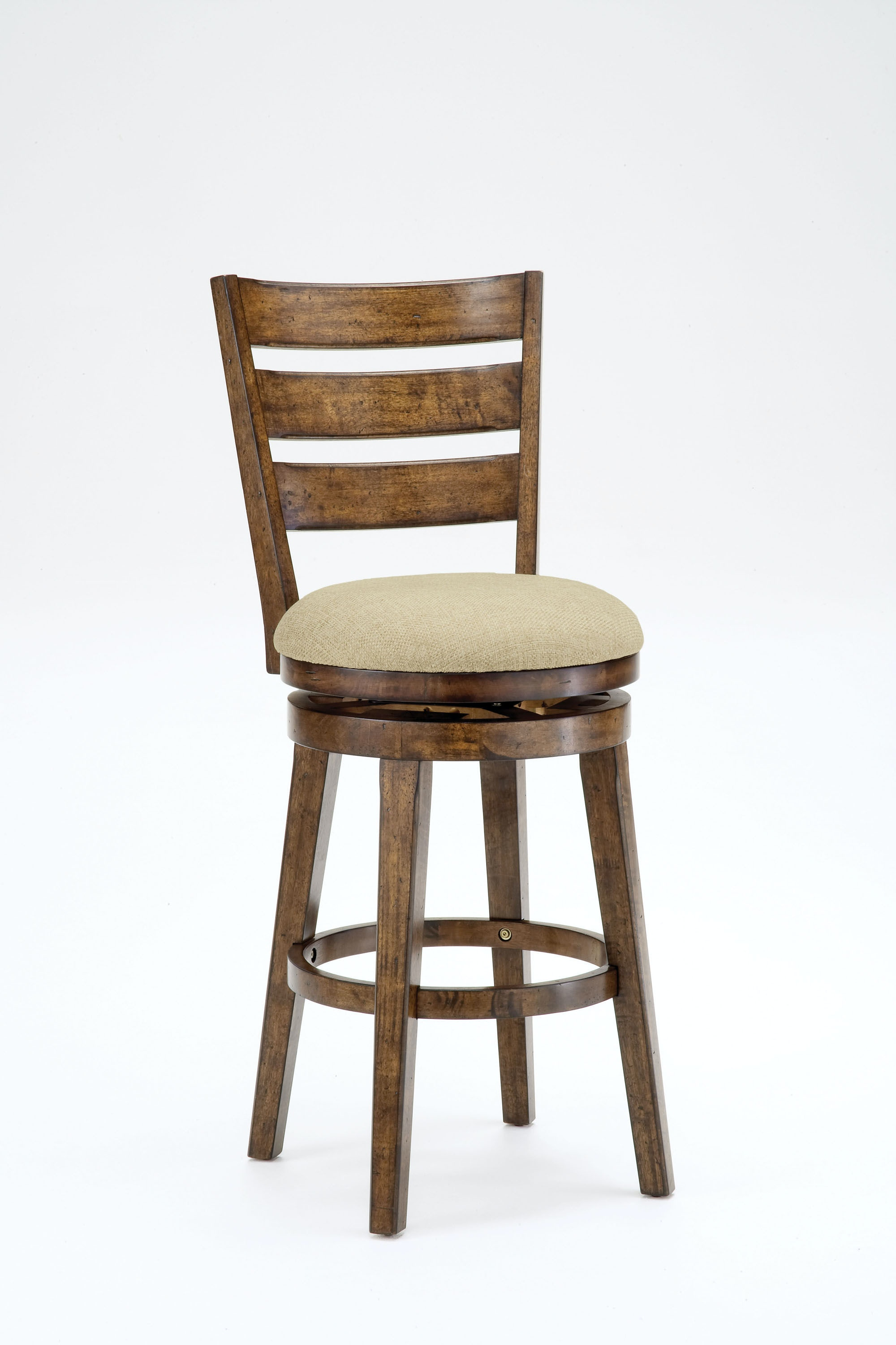 Hillsdale Furniture Bar and Game Room Lenox Swivel Counter Stool