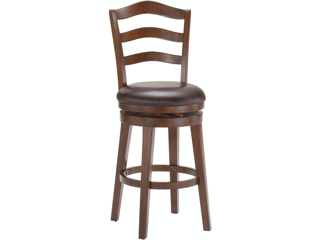 Hillsdale Furniture Bar And Game Room Windsor Swivel Counter Stool 4722 826 Kettle River