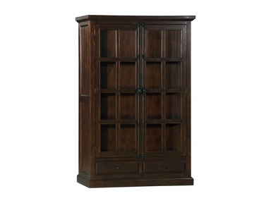 Hillsdale Furniture Tuscan Retreat ® Double Door Cabinet - Park Avenue Finish 4793-1074W