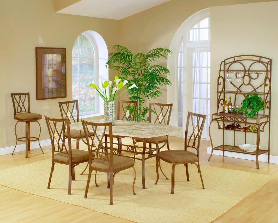 Hillsdale Furniture Dining Room Brookside Rectangle Table