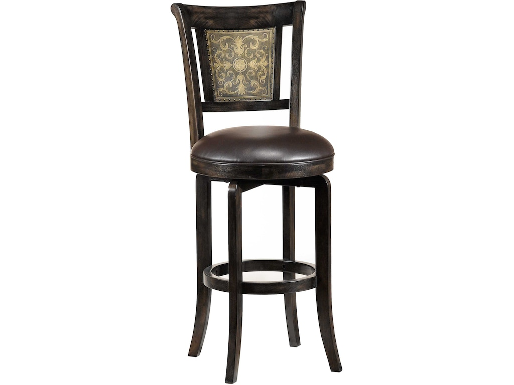 Pleasing Hillsdale Furniture Bar And Game Room Burrell Swivel Counter Caraccident5 Cool Chair Designs And Ideas Caraccident5Info