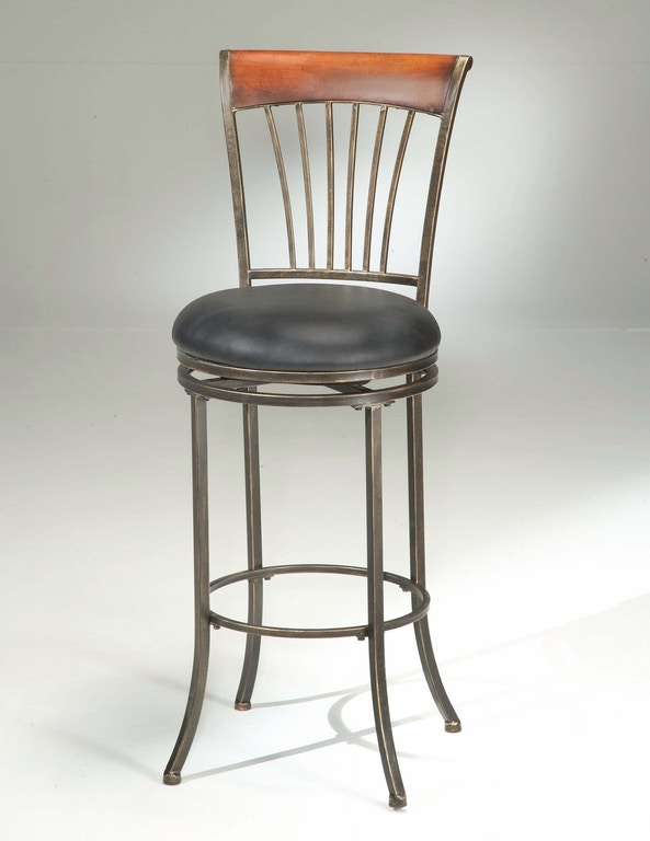 Superb Hillsdale Furniture Bar And Game Room Riley Wood Top Metal Unemploymentrelief Wooden Chair Designs For Living Room Unemploymentrelieforg
