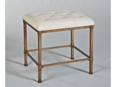 Hillsdale Furniture Katherine Backless Vanity Stool 50961