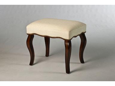 Hillsdale Furniture Bedroom Hamilton Backless Vanity Stool