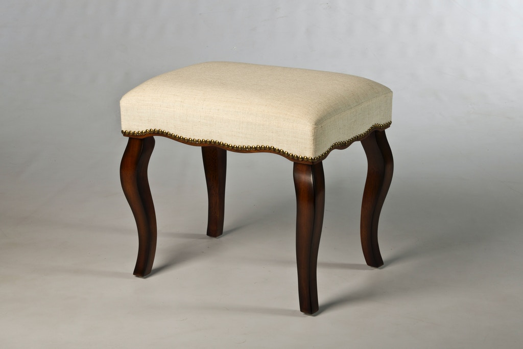 Hillsdale Furniture Bedroom Hamilton Backless Vanity Stool