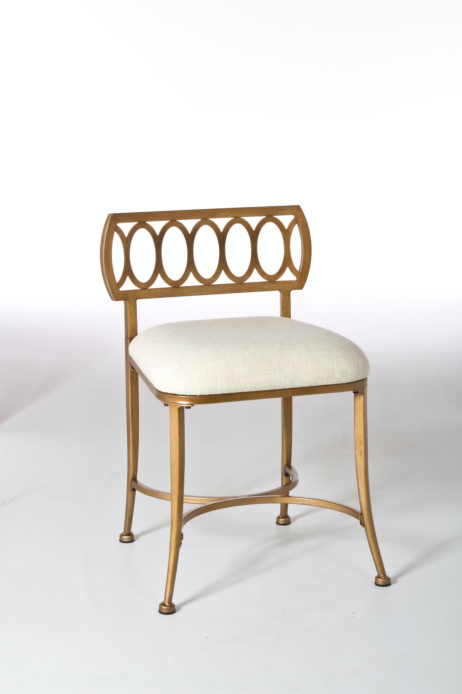 Hillsdale Furniture Bedroom Canal Street Vanity Stool