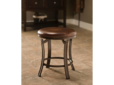 Hillsdale Furniture Hastings Backless Vanity Stool 50975