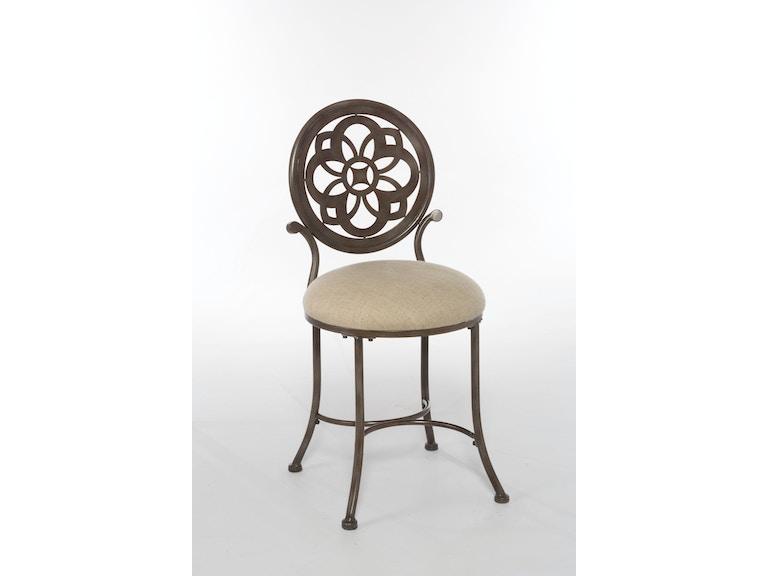 Hillsdale Furniture Bedroom Marsala Vanity Stool 50981 High Point