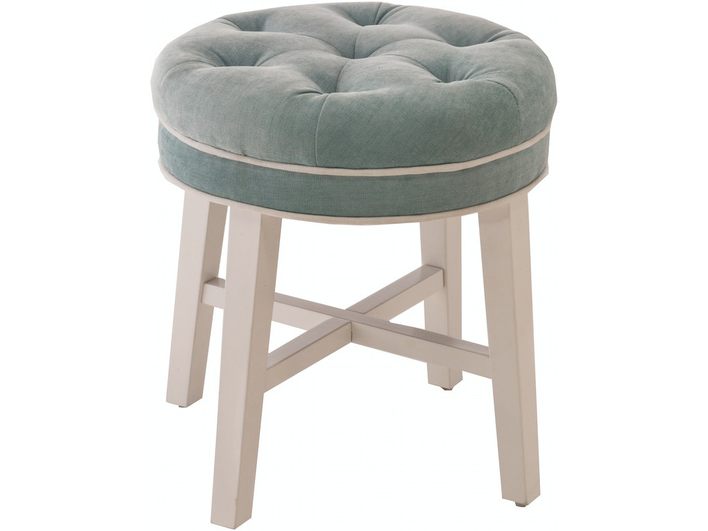 Miraculous Hillsdale Furniture Bedroom Sophia Vanity Stool With Spa Fabric Hil51008 Walter E Smithe Furniture Design Cjindustries Chair Design For Home Cjindustriesco