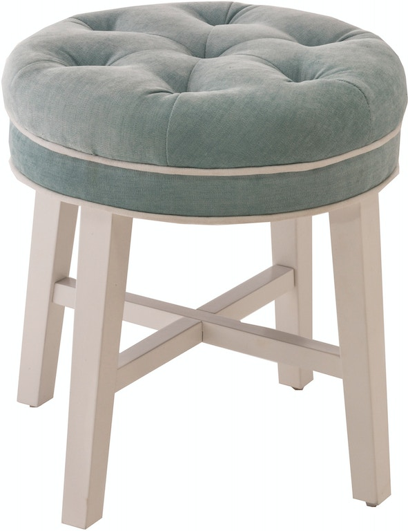 Brilliant Sophia Vanity Stool With Spa Fabric Andrewgaddart Wooden Chair Designs For Living Room Andrewgaddartcom