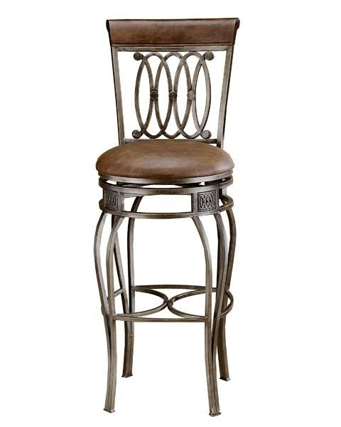 Montello Swivel Bar Stool Hil41545