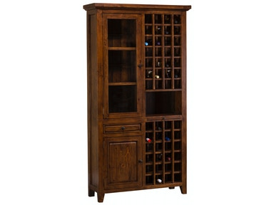 Hillsdale Furniture Tuscan Retreat ® Tall Wine Storage 5225-949W
