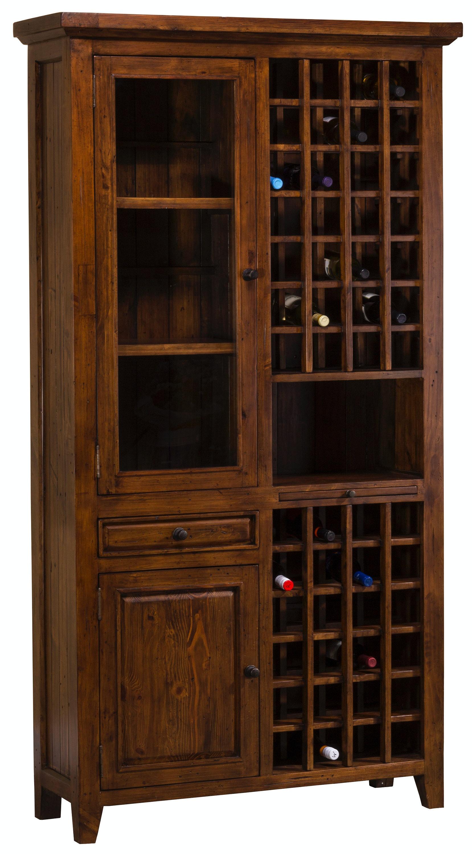 Hillsdale Furniture Tuscan Retreat® Tall Wine Storage 5225 949W