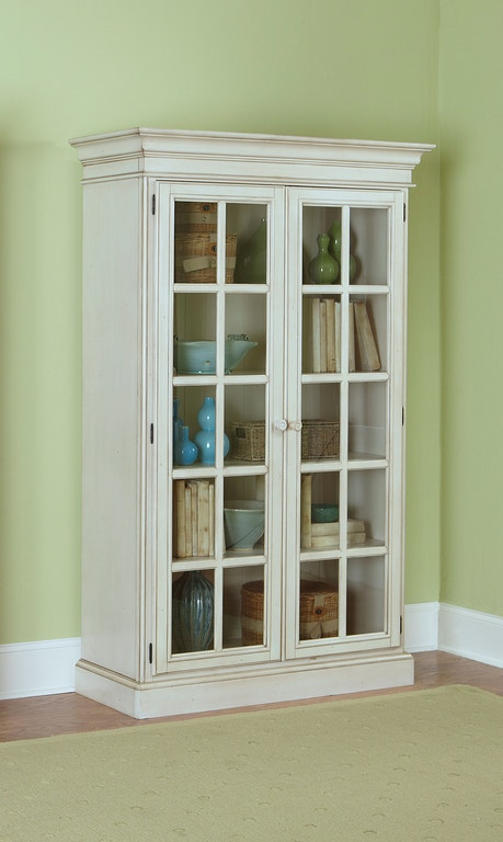 Hillsdale Furniture Home Office Pine Island Large Library Cabinet 5265 899 Seiferts Furniture